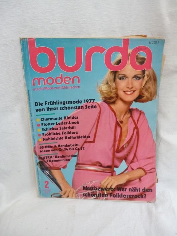 Burda Moden macht Mode zum Mitmachen -