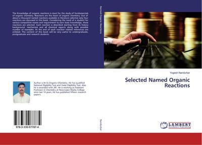 Selected Named Organic Reactions: Yogesh Nandurkar