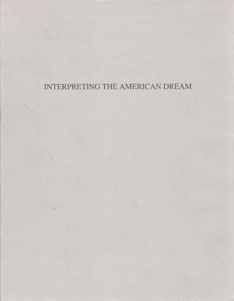 Intertreting the american dream. James Casebere David: Robson, Julien [Herausgeber/