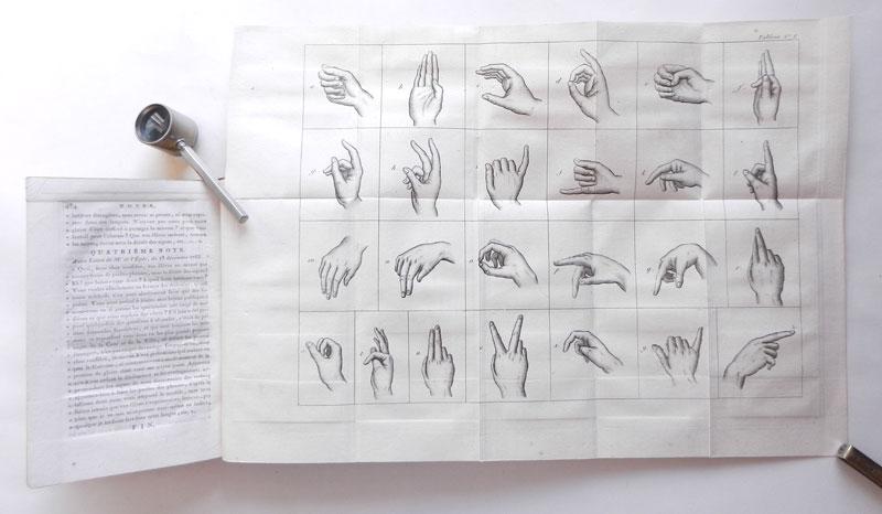 Cours d instruction d un sourd-muet de: Sicard, Roch-Ambroise