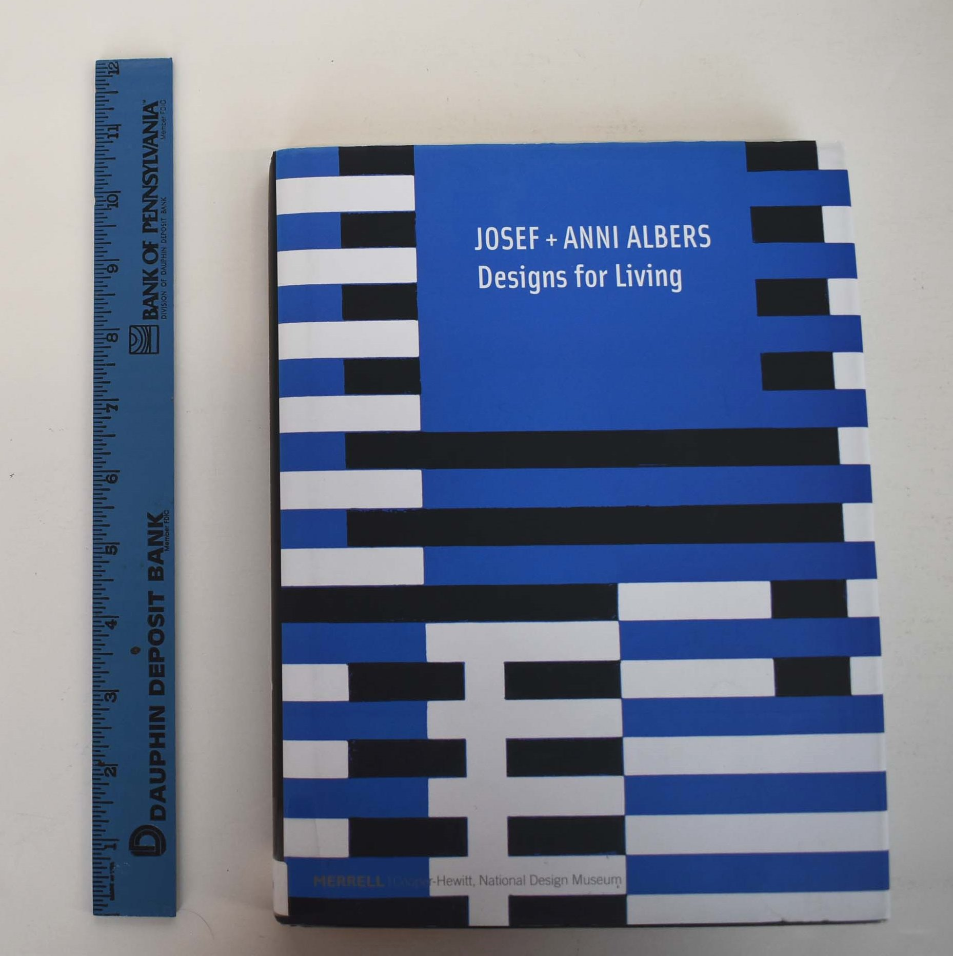 Josef + Anni Albers: Designs for Living - Fox, Nicholas