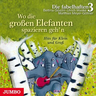 Wo die großen Elefanten spazieren geh'n : Ulrich Maske