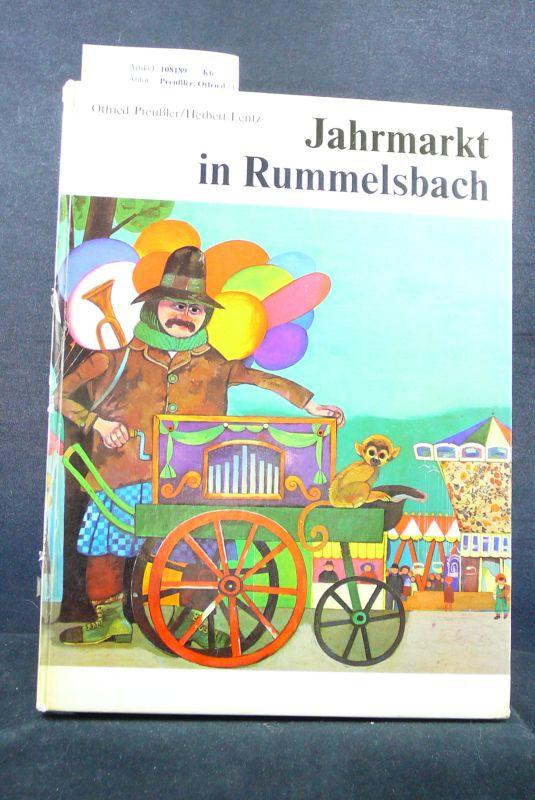 Jahrmarkt in Rummelsbach. o.A.: Preußler, Otfried /