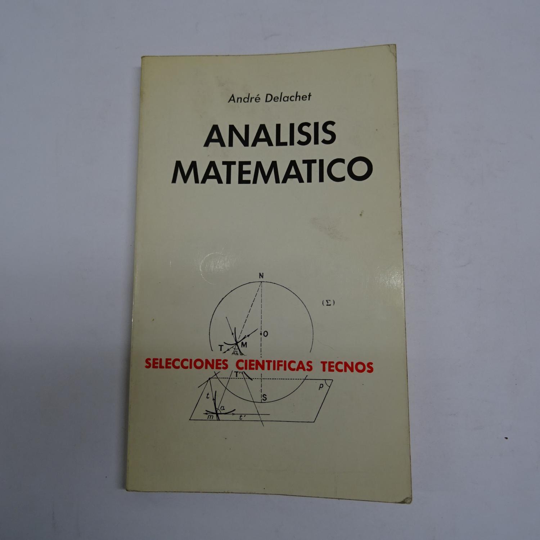 Analisis Matematico Abebooks