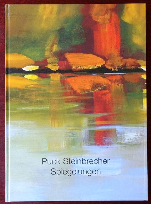 Puck Steinbrecher - Spiegelungen. Bilder auf Leinwand: Steinbrecher, Puck: