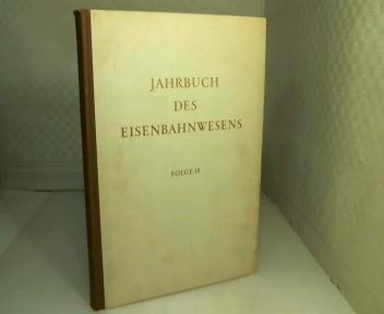Jahrbuch des Eisenbahnwesens. 15. Folge.: Vogel, Th. (Hrsg.).