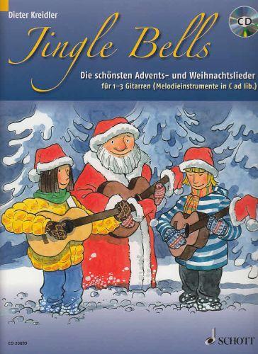 Jingle Bells - Kreidler, Dieter