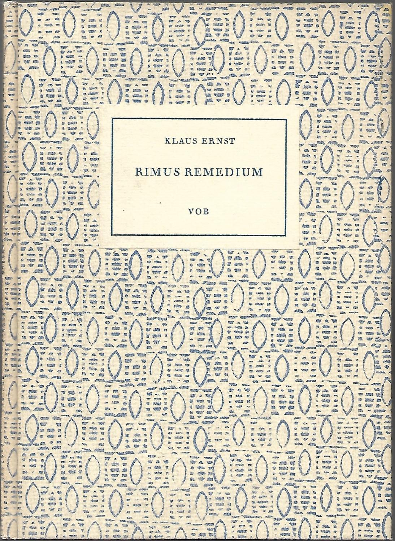 Rimus Remedium.: VOB - Vereinigung