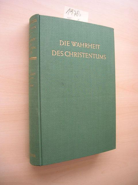 Die Wahrheit über Gott und sein Werk.: Riedmann, Alois:
