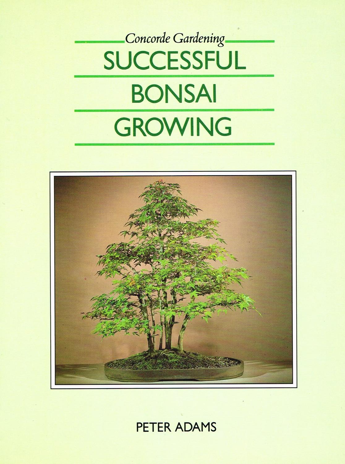 Growing Bonsai Seller Supplied Images Abebooks