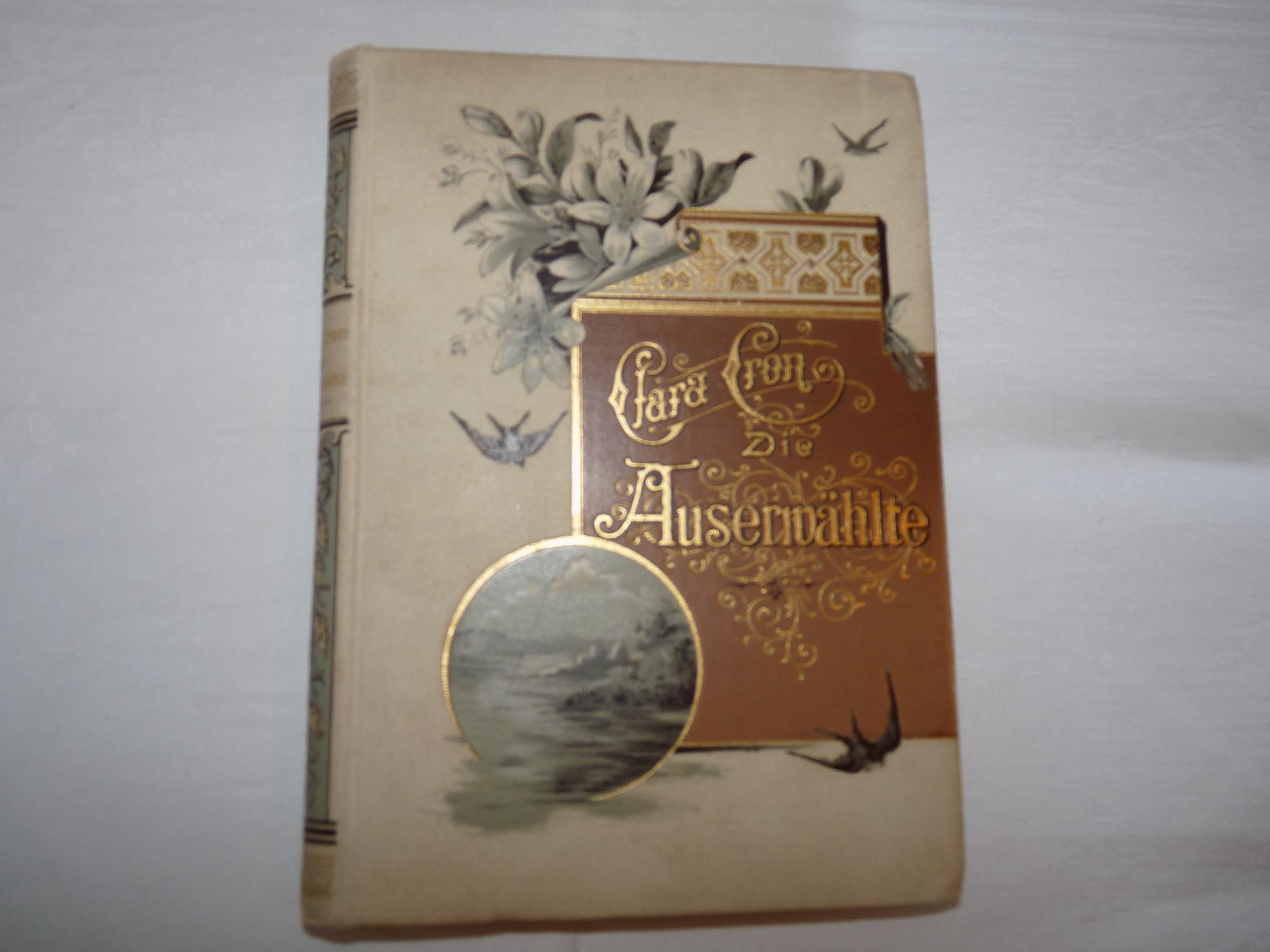 Die Auserwählte - Mädchenroman: Clara Cron