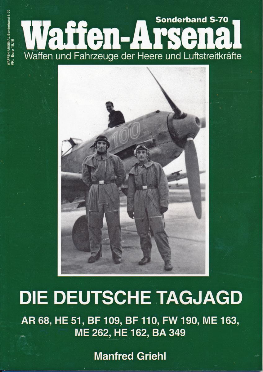 Die deutsche Tagjagd.: Griehl, Manfred