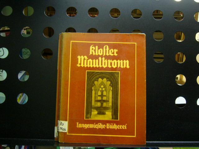 Kloster Maulbronn: Clasen, Karl Heinz