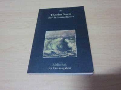 Der Schimmelreiter. Novelle: Storm, Theodor