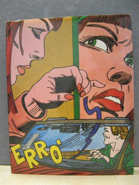 Erro 1974 - 1986: Catalogue General: Hazan, Fernand