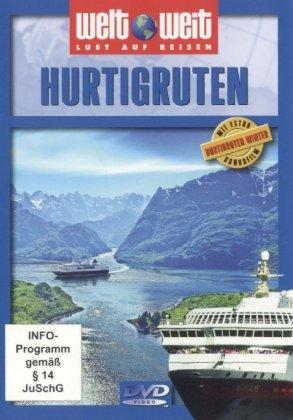 Hurtigruten Welt weit - Mit Bonus: Hurtigruten Winter, Info-Programm, DVD-Video,