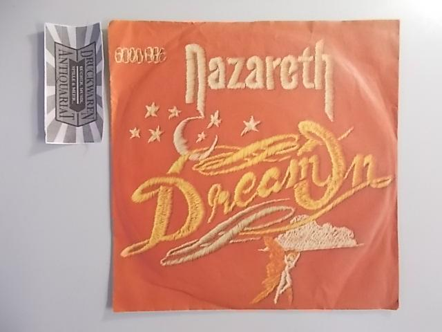 Dream on / You love another [Vinyl,: Nazareth: