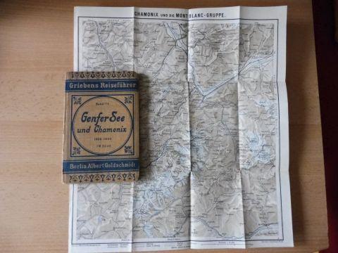 Griebens Reiseführer Band 114 - Genf, der: Werner, L.: