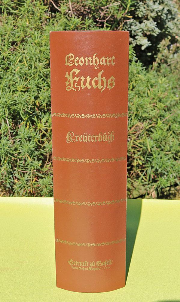 New Kreüterbuch. [Kreuterbuch Kräuterbuch]: Fuchs, Leonhart: