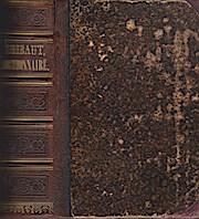 Vollständiges Wörterbuch der Französischen und Deutschen Sprache.: M. A. Thibaut