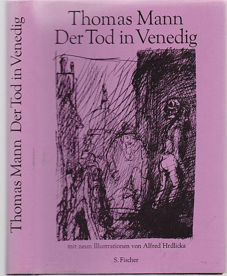 Der Tod in Venedig.: Mann, Thomas