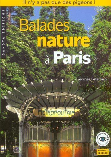 Balades nature à Paris