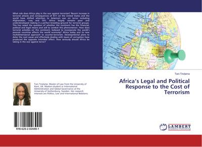Africa's Legal and Political Response to the: Tani Tindame