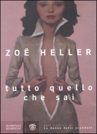Tutto quello che sai - Zoë Heller