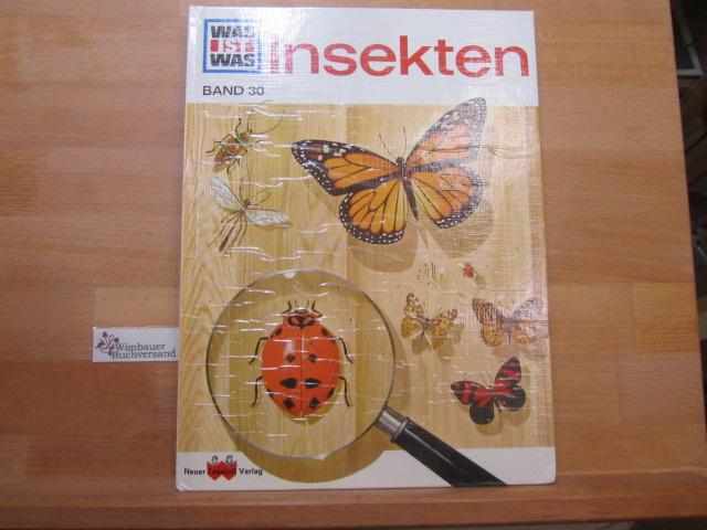 Was ist was, Band 30: Insekten: Rood, Ronald N.
