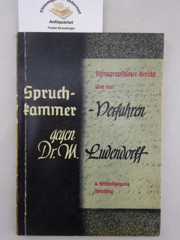 Stenographischer Bericht aufgenommen durch das Stenographenbüro des: Bebenburg, Franz Frhr.
