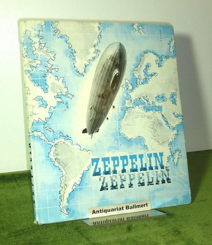 50 Jahre Luftschiffbau Zeppelin GmbH Friedrichshafen am: Luftschiffbau Zeppelin GmbH