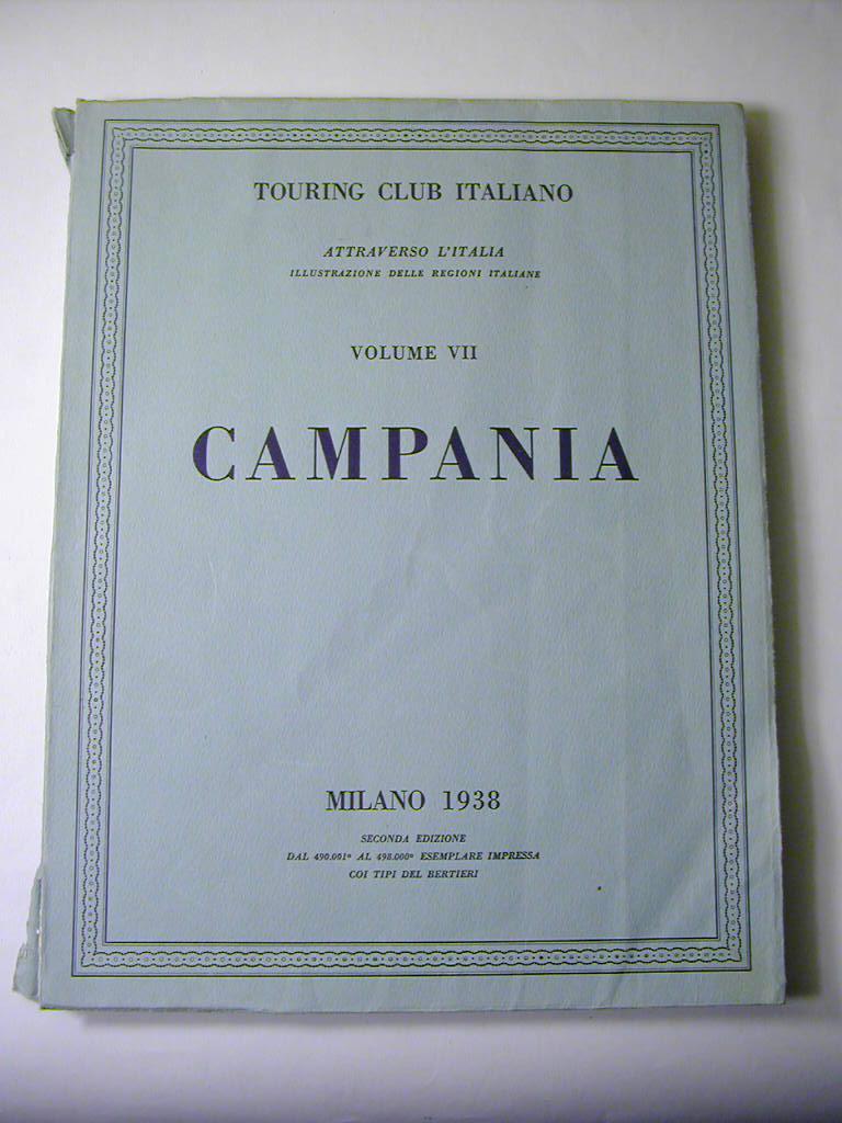 Touring Club Italiano. Attraverso l¿Italia, Illustrazione delle: Touring Club Italiano