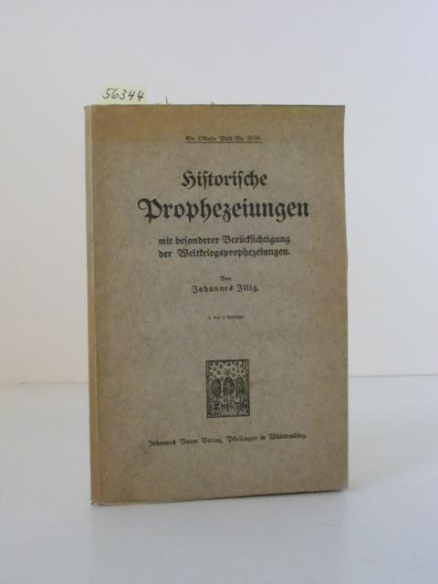 3 prophezeiungen Gerd Gutemann: