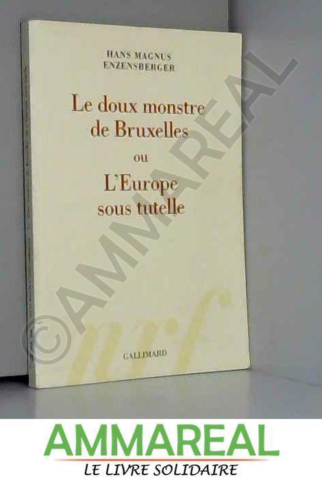 Le doux monstre de Bruxelles ou L'Europe sous tutelle - Hans Magnus Enzensberger et Bernard Lortholary