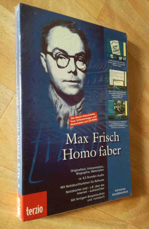 Homo faber: Frisch , Max