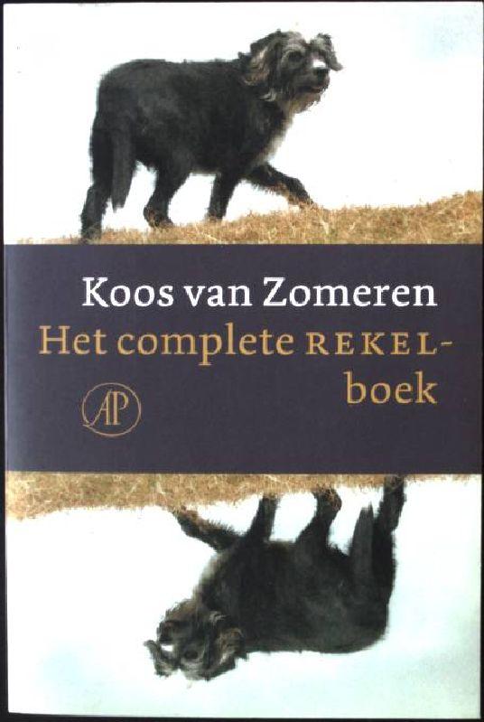 Het complete Rekelboek - Zomeren, Koos van
