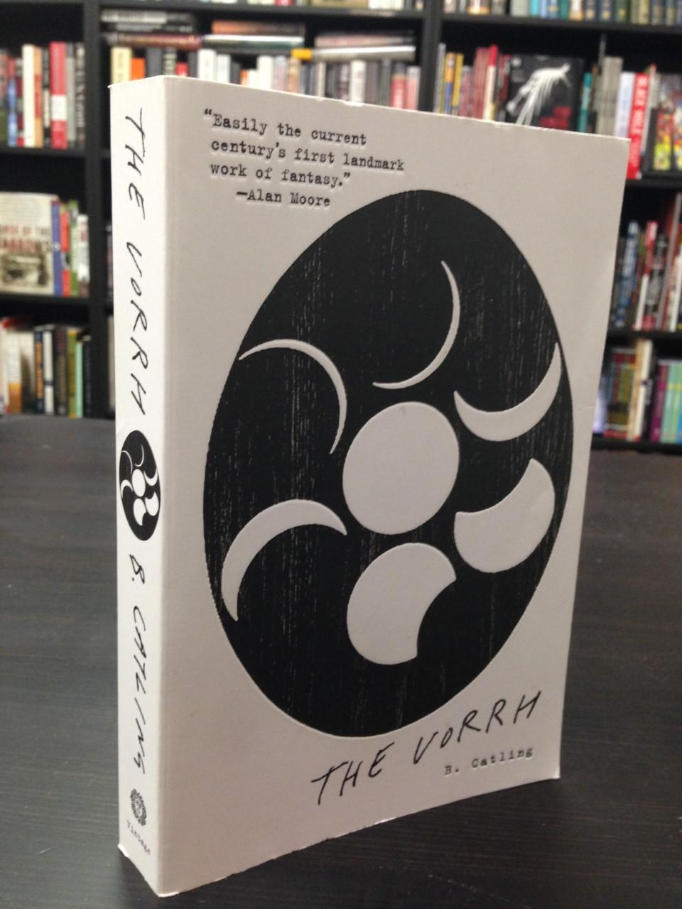 The Vorrh by Catling, B.: NF Trade Paperback (2015) First Printing. | THE  PRINTED GARDEN, ABA, MPIBA