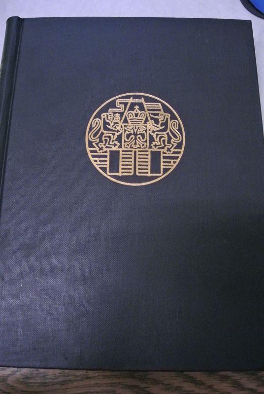Die Kunstdenkmäler des Kantons Luzern. Bd. VI: Reinle, Adolf,