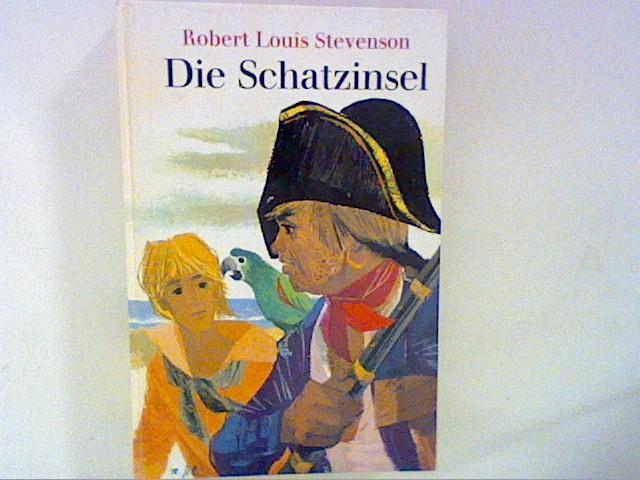 Die Schatzinsel. Abenteuerroman. Illustriert von Trude Richter.: Stevenson, Robert Louis: