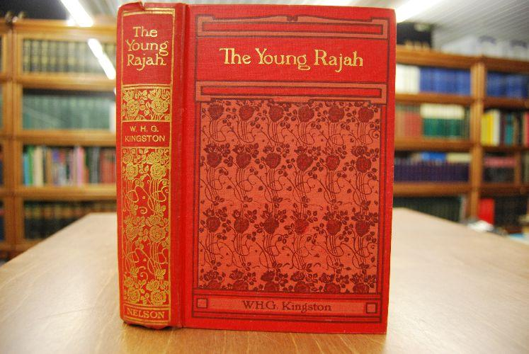 The Young Rajah.: Kingston, W[illiam] H[enry]