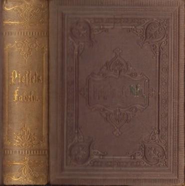 Fabeln und poetische Erzählungen in Auswahl herausgegeben: Pfeffel, Gottlieb Conrad,