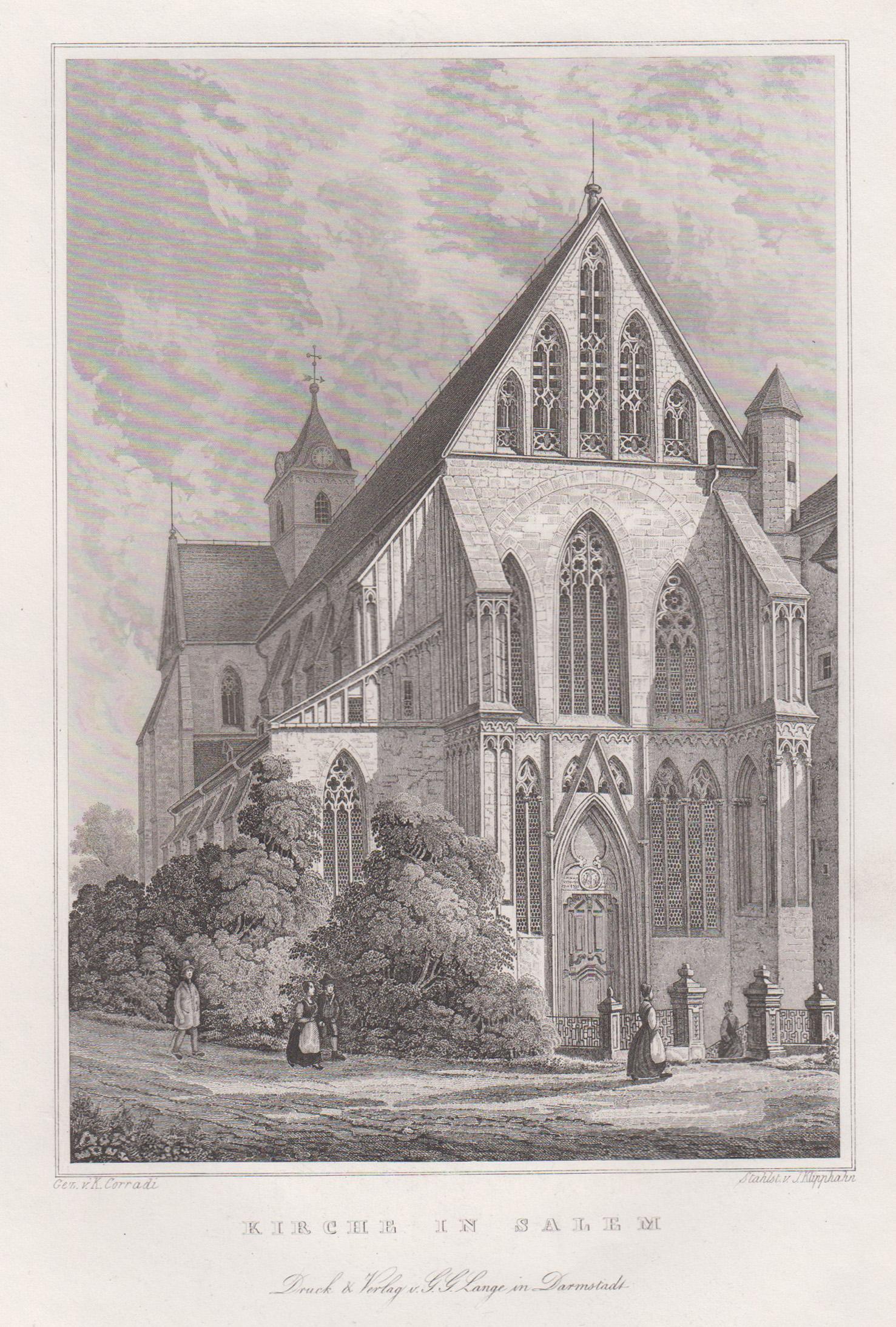 """TA., Kirche """"Kirche in Salem"""".: Salem:"""
