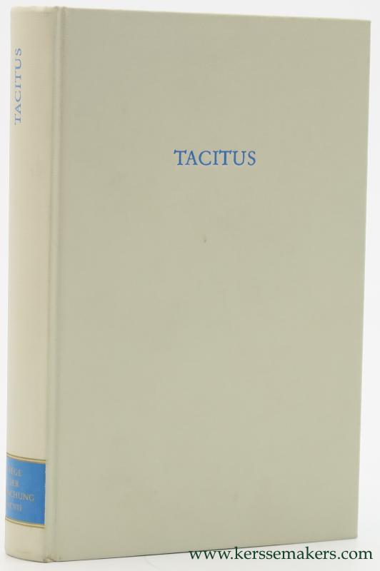 Tacitus. Herausgegeben von Viktor Pöschl.: Tacitus / ed.