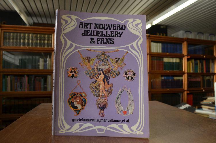 Art Nouveau Jewellery & Fans.: Mourey, Gabriel and