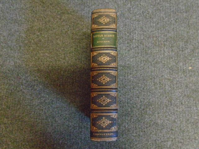 Little Dorrit: Dickens, Charles illustrated