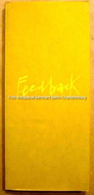 Feedback: Roanne Bell (Hrsg.);