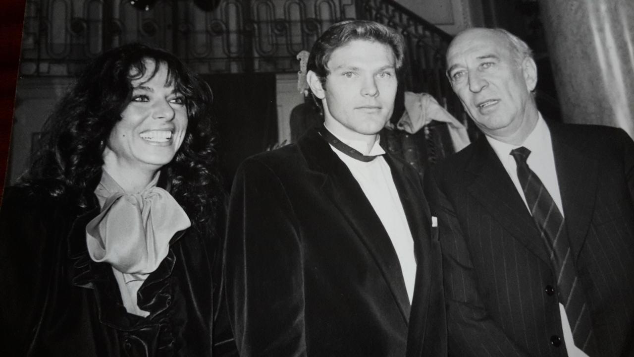 Maril Tolo, Ken Marshall and Giuliano Montaldo