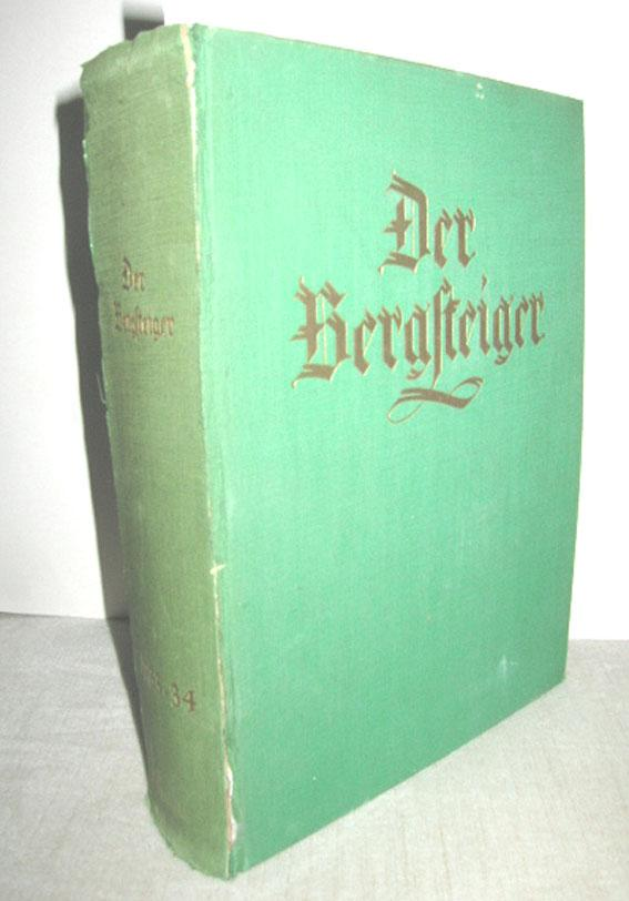 Der Bergsteiger, 4. (XII.) Jahrgang 1. Band: GALLHUBER, JULIUS (Schriftl.):