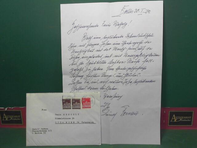 Geburtstagswünsche brief