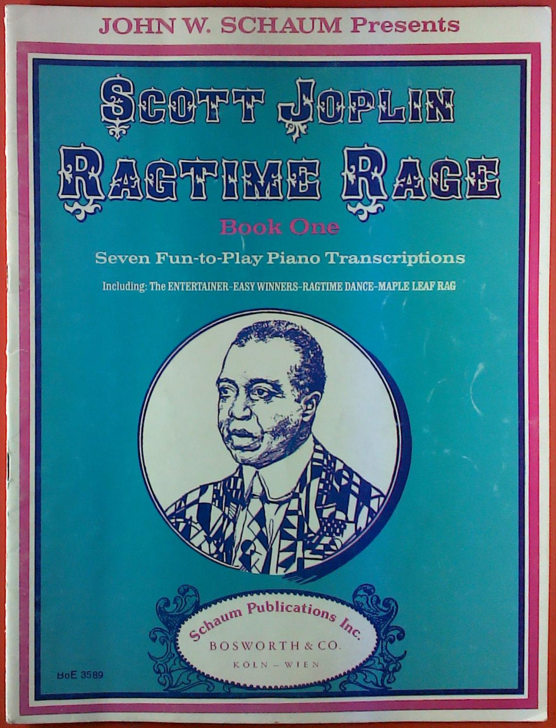 Types of ragtime dances